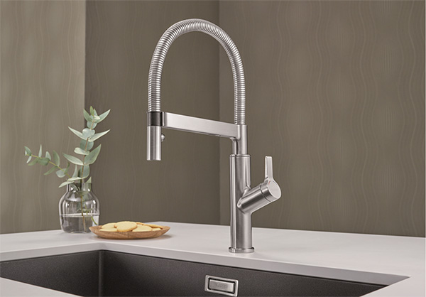 blanco solenta s tap small with sensor technology