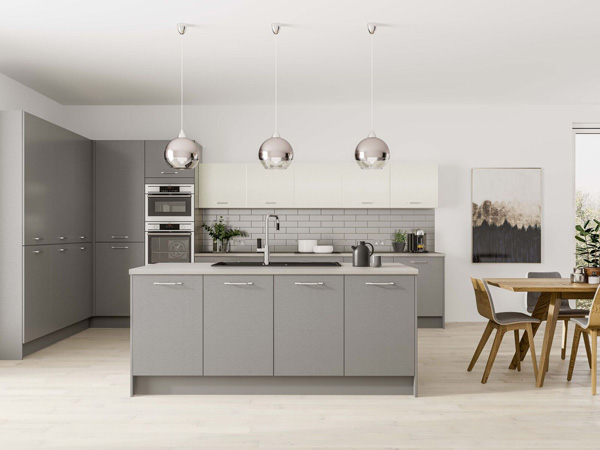 symphony range kitchen in plaza cobble grey small
