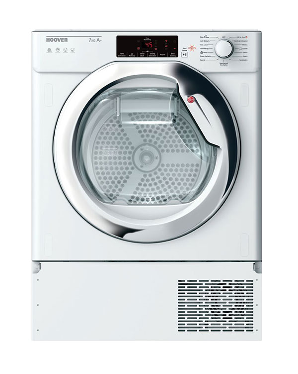 hoover HBTDW H7A1TCE tumble dryer small