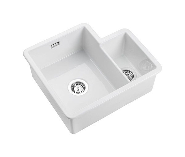 rangemaster rustique ceramic sink small