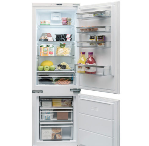 Caple unveils built-in fridge freezer 1