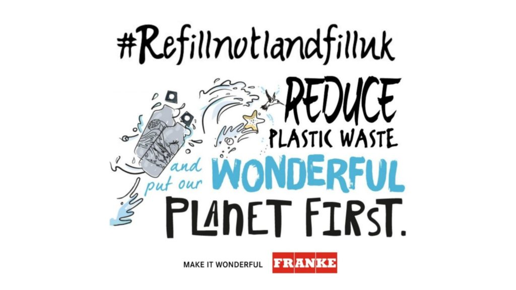 Franke wants kbb professionals' view on plastic