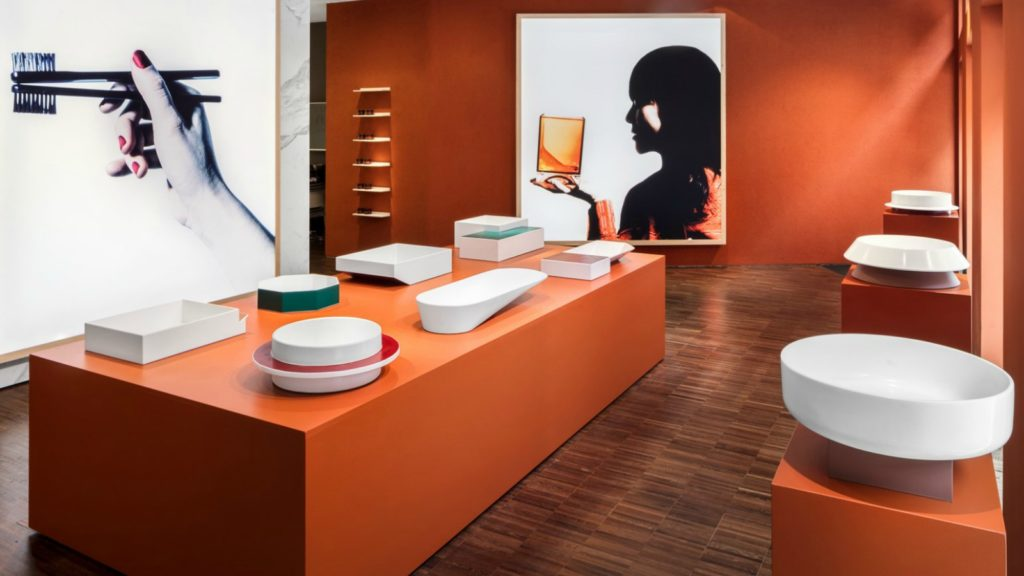Laufen presents Dim Sum concept at LDF