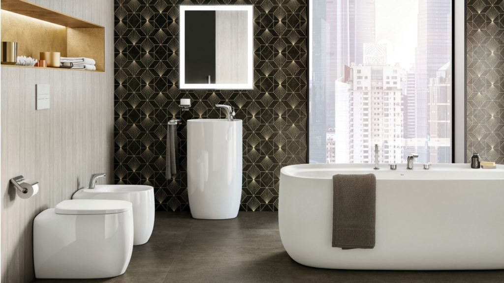 Roca unveils Beyond bathroom collection