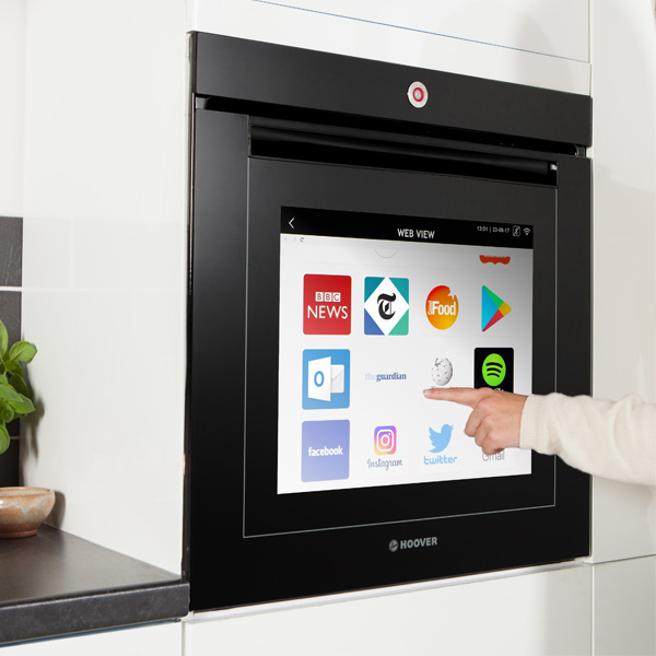 The future is connected appliances 3