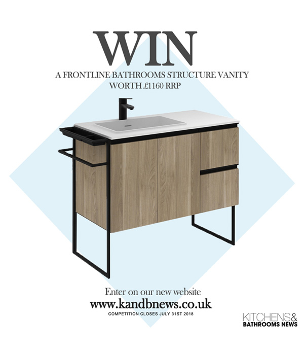 WIN Frontline Bathrooms Structure vanity 1