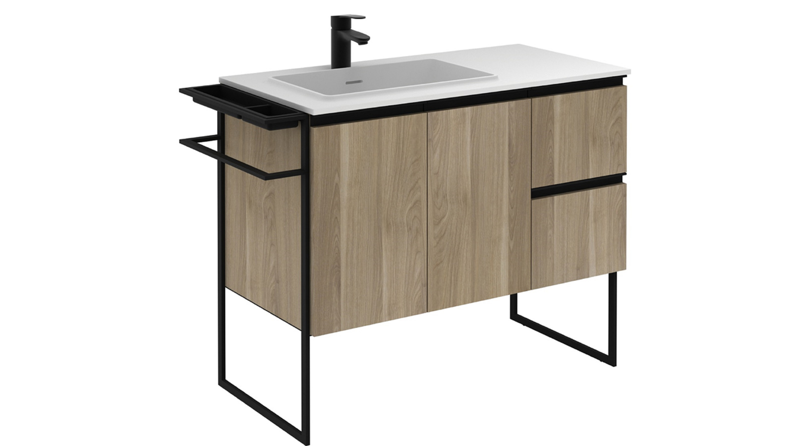 WIN the Structure vanity