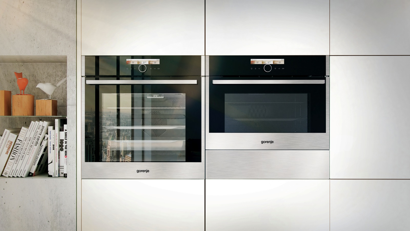 Built-in ovens: The joy of being single 6