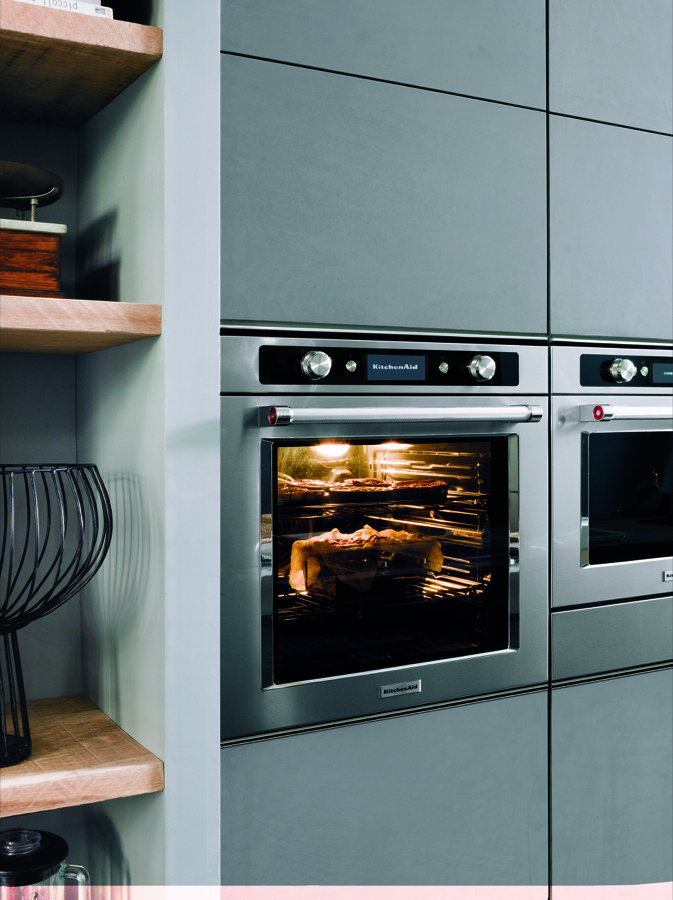 Built-in ovens: The joy of being single 8