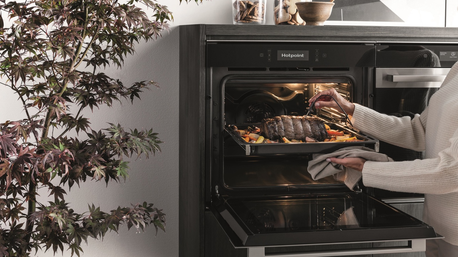 Built-in ovens: The joy of being single
