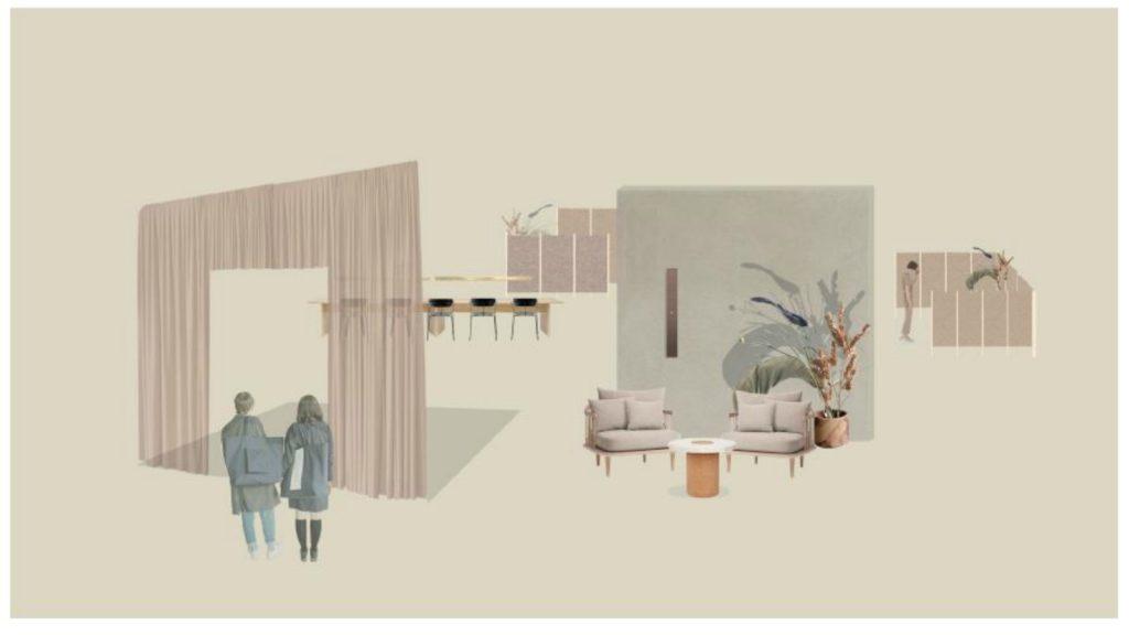 Caesarstone collaborates on designjunction pop-up restaurant