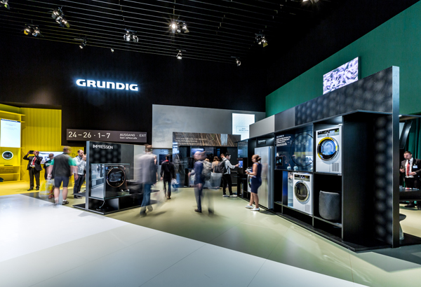 Grundig focuses on sustainable tech at IFA 3