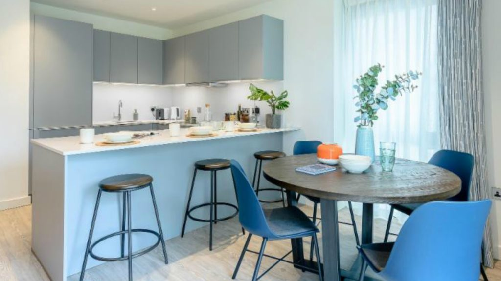 John Lewis Collaborates With Rental Home Builder Tipi Kitchens