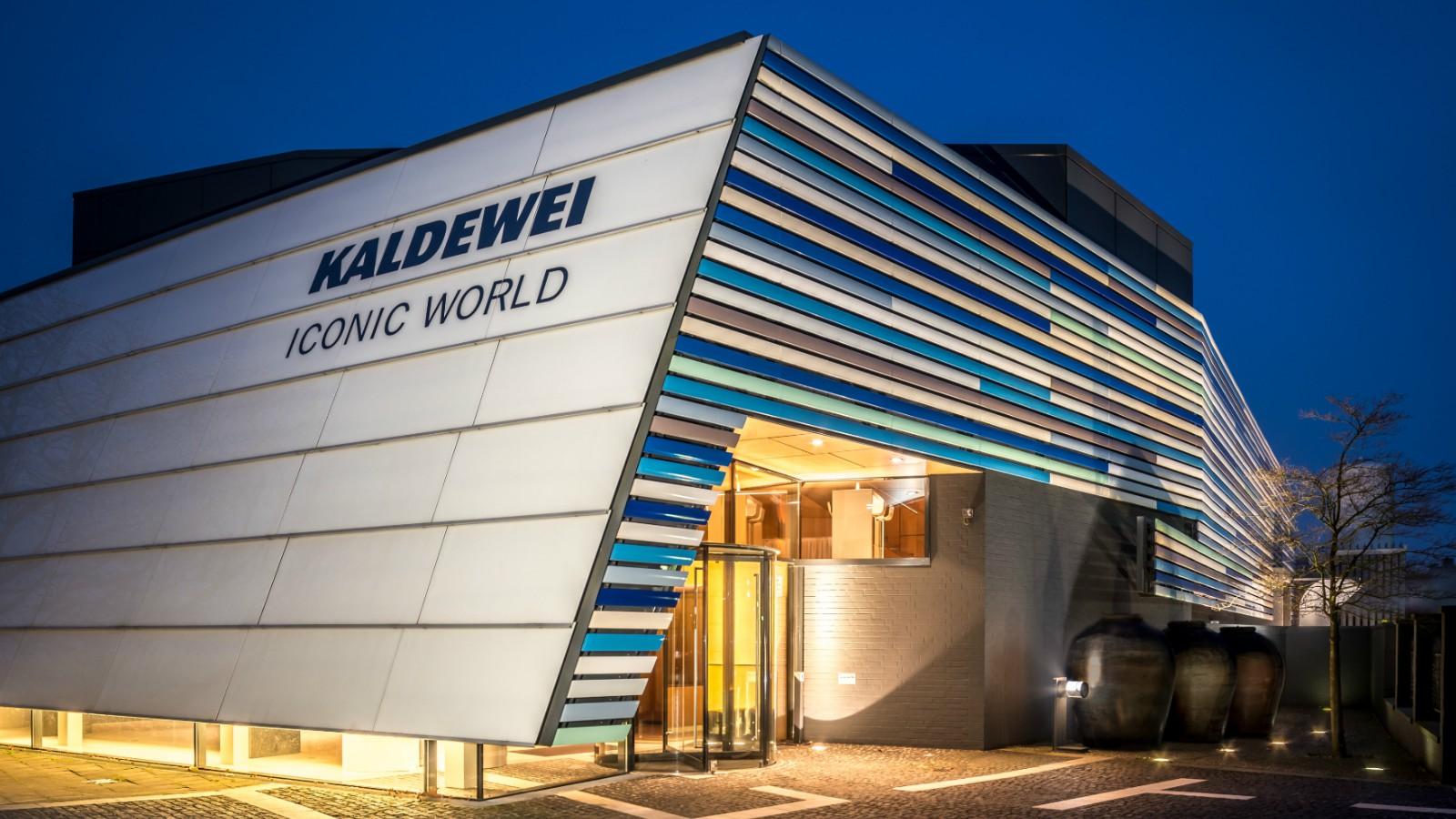 Kaldewei celebrates 100 years of trading 4