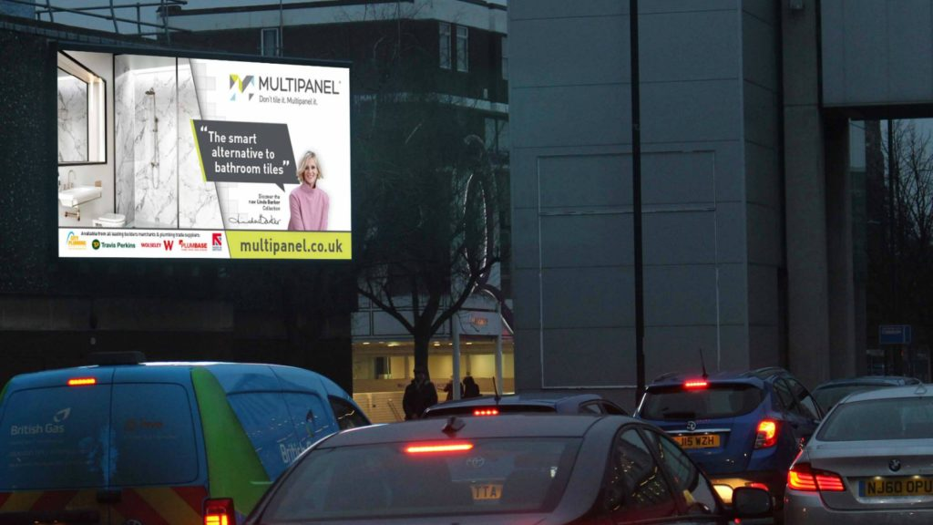 Multipanel unveils billboard ad campaign