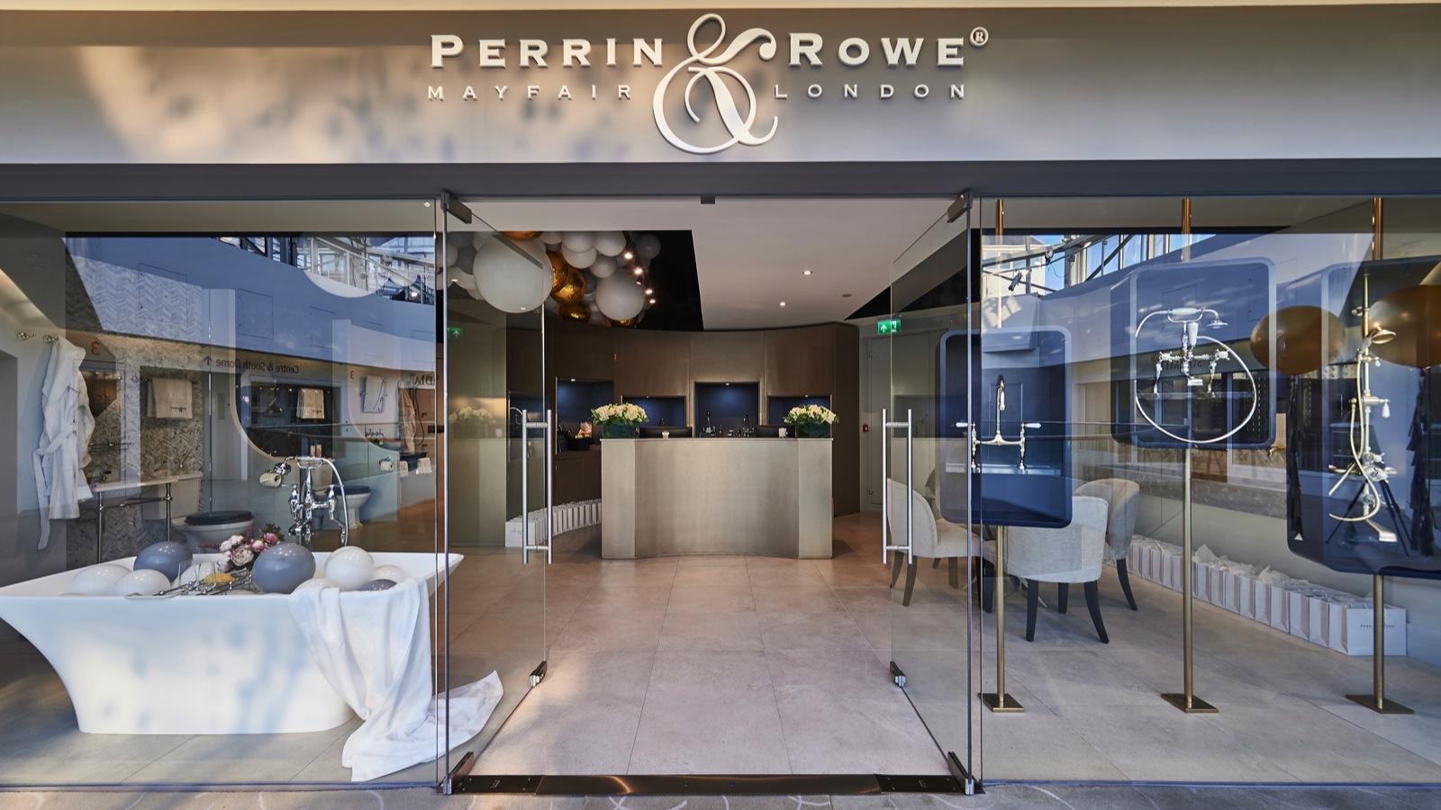 Perrin & Rowe: Show & tell 1