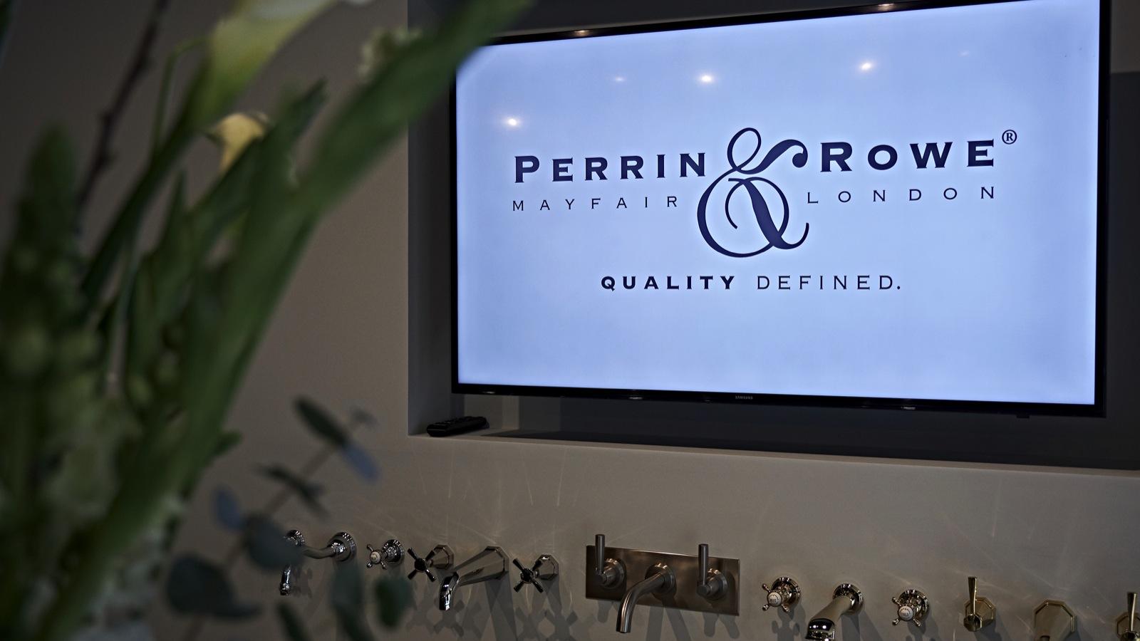 Perrin & Rowe: Show & tell 4