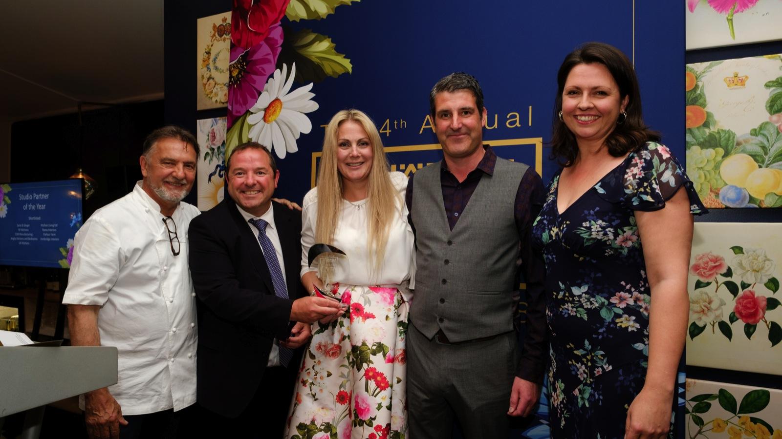 Studio Partner Award Winners
