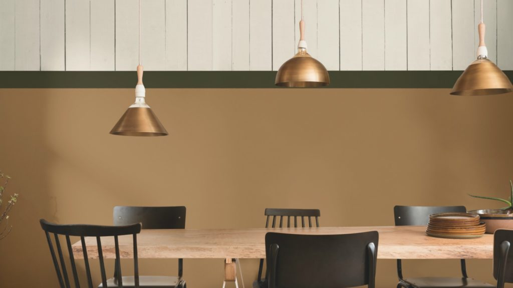 Dulux reveals Spiced Honey as colour of 2019