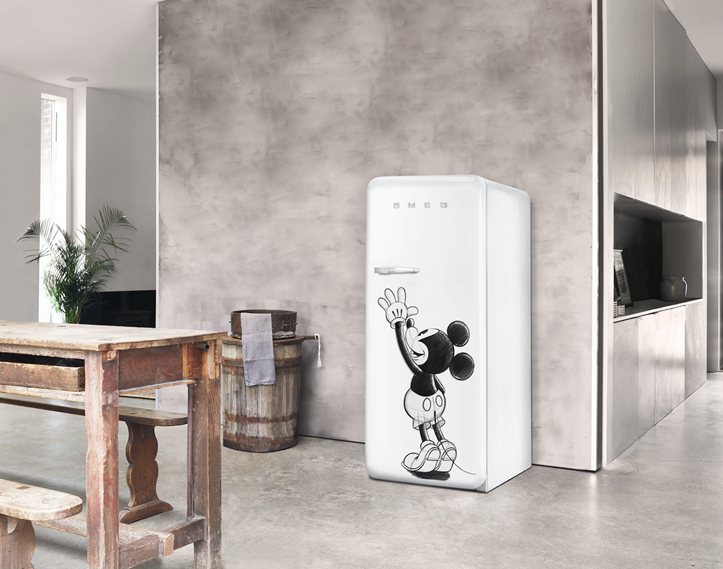 Smeg and Disney launch collaboration
