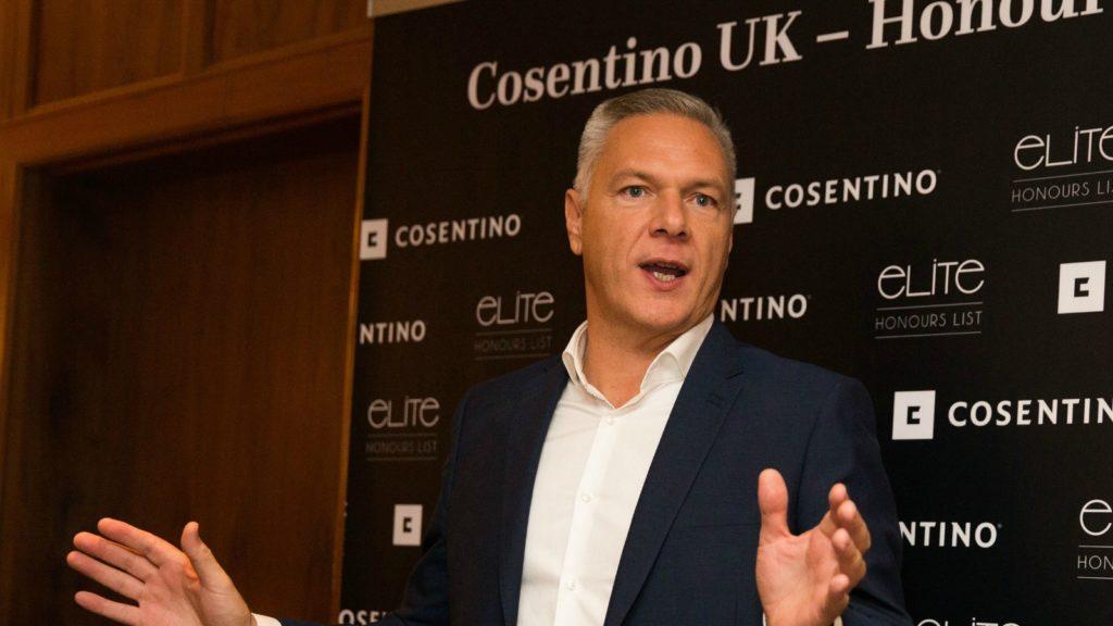 Cosentino supports student scholarship