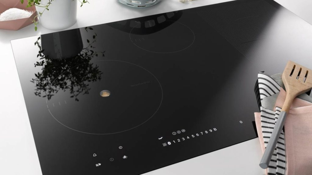Induction hobs: Magnetic force 3