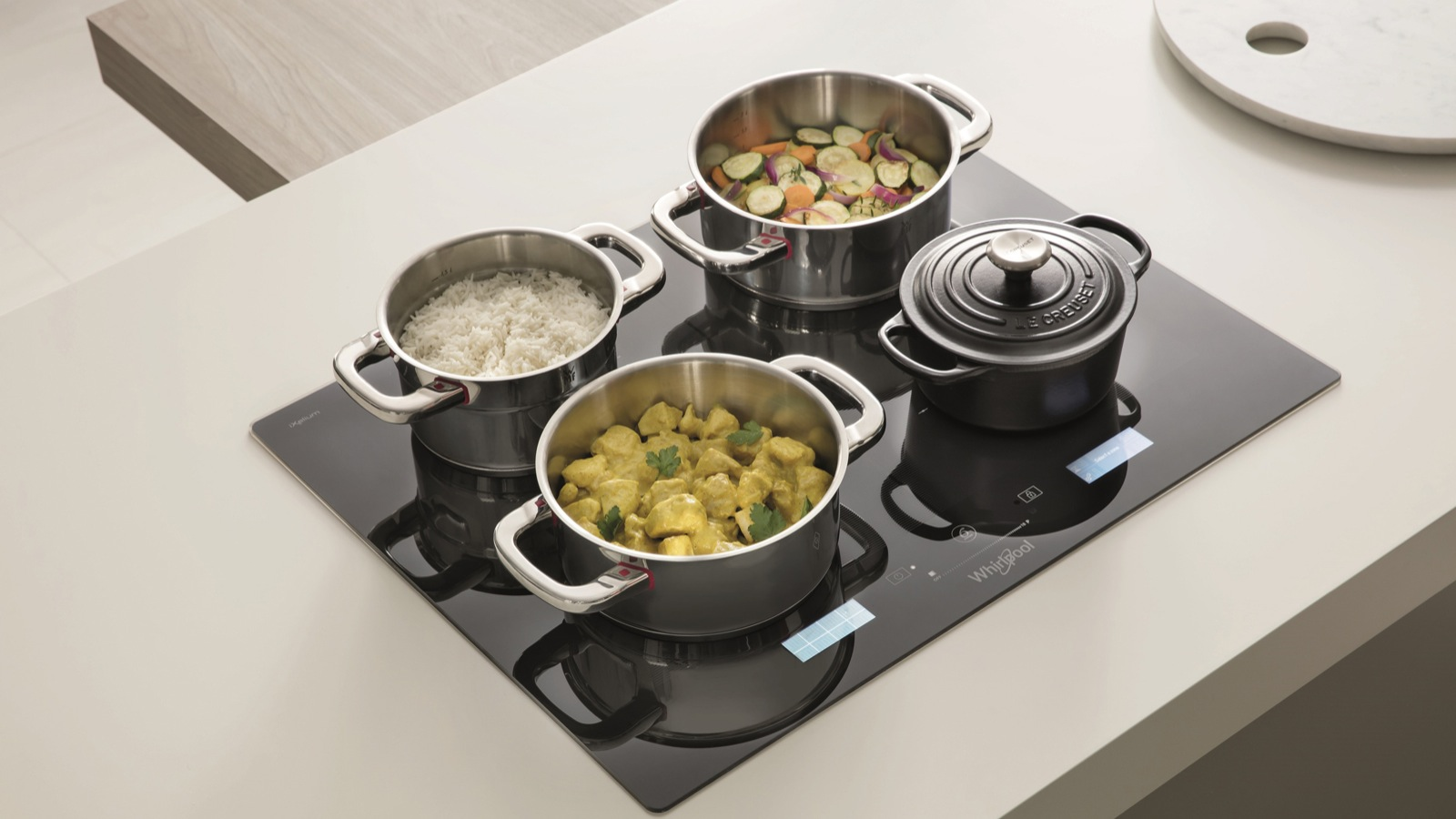 Induction hobs: Magnetic force 7