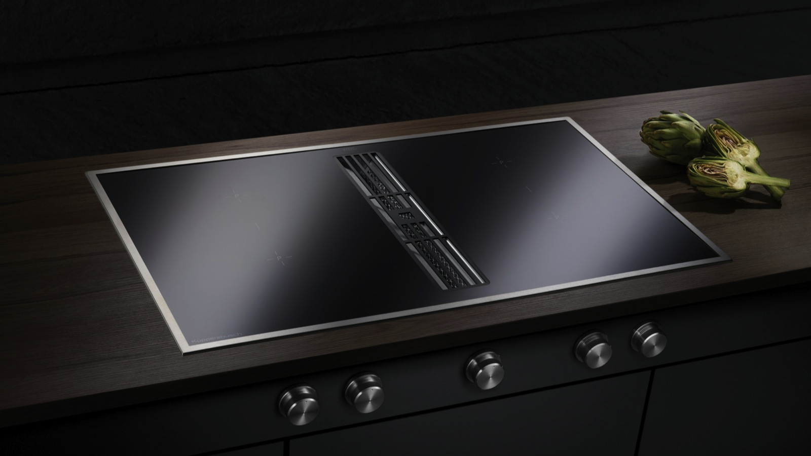 Induction hobs: Magnetic force