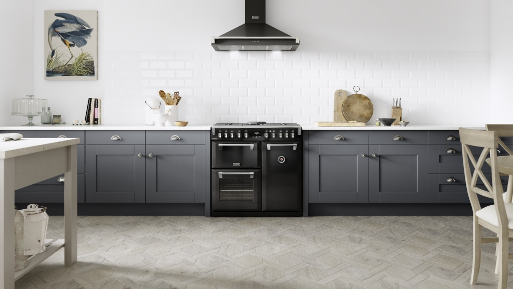 Stoves introduces Deluxe Range Cookers