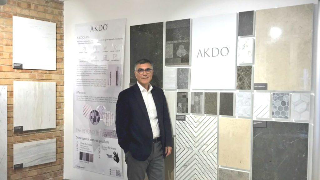 AKDO opens UK trade showroom