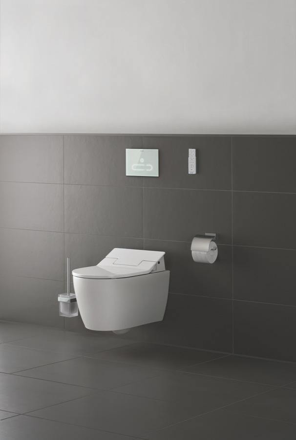 Digital bathrooms