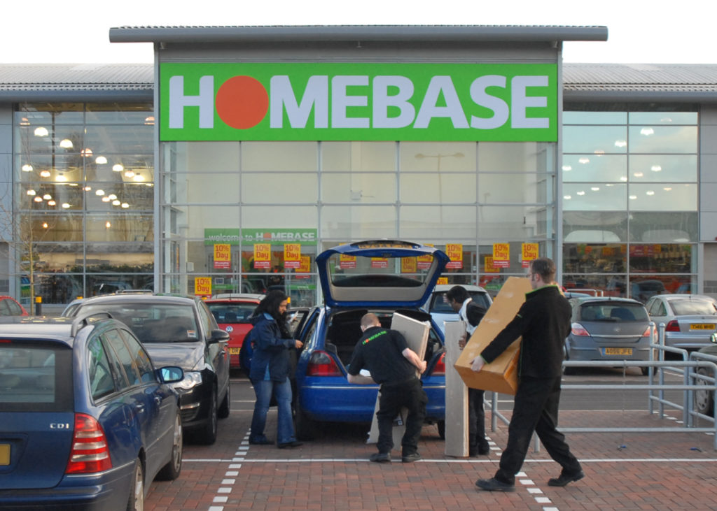 Homebase named worst online shop in Which? survey