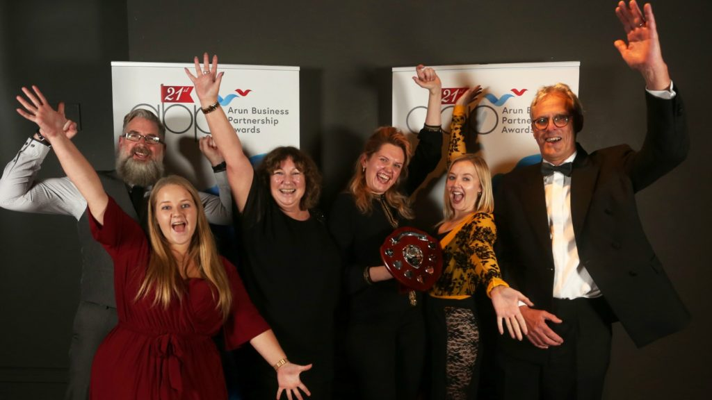 IPG wins local business award