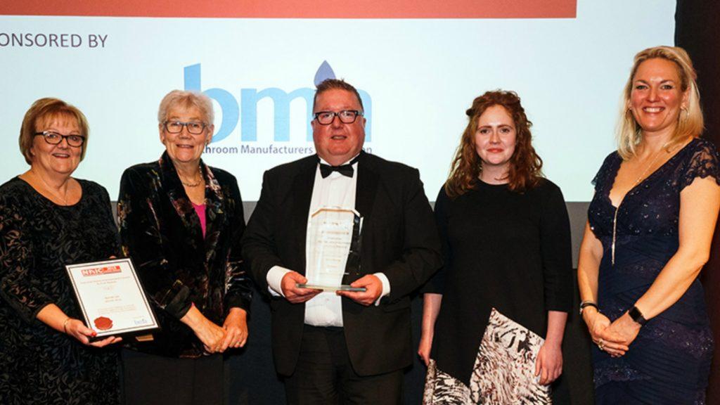 Roman scoops NHIC Award