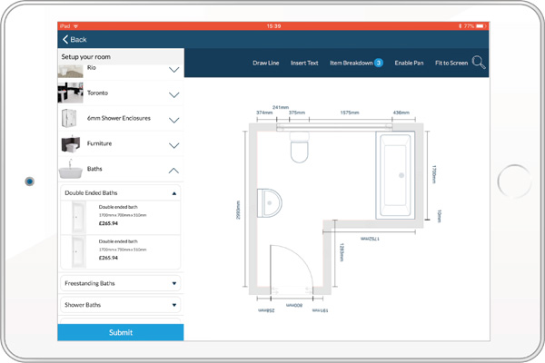 TradeHelp launches bathroom app for installers 2