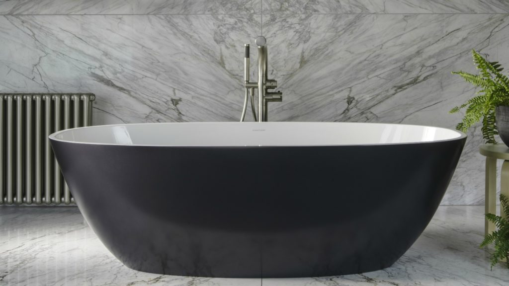 Victoria+Albert launches compact Barcelona tubs