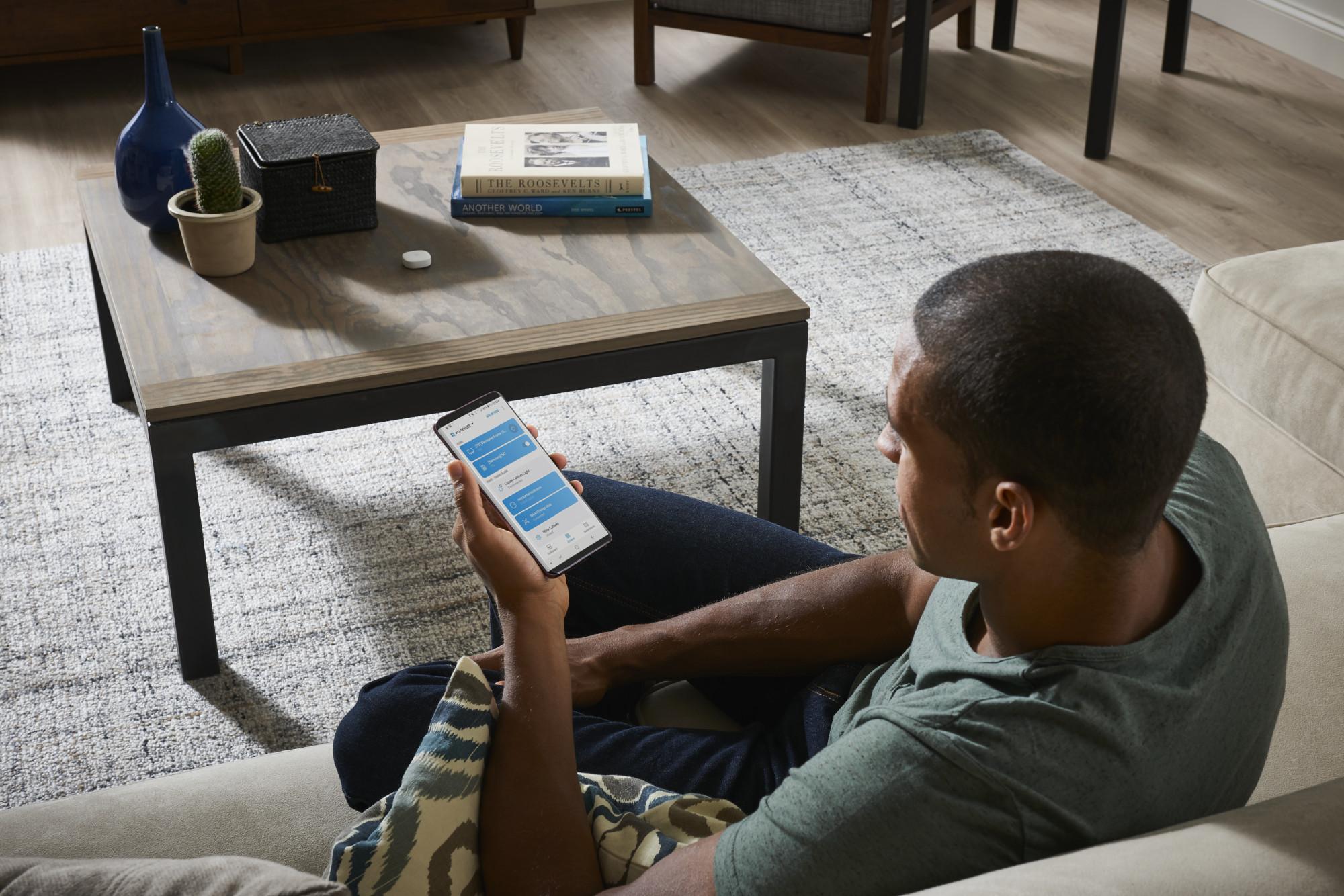 Samsung overhauls SmartThings Hub
