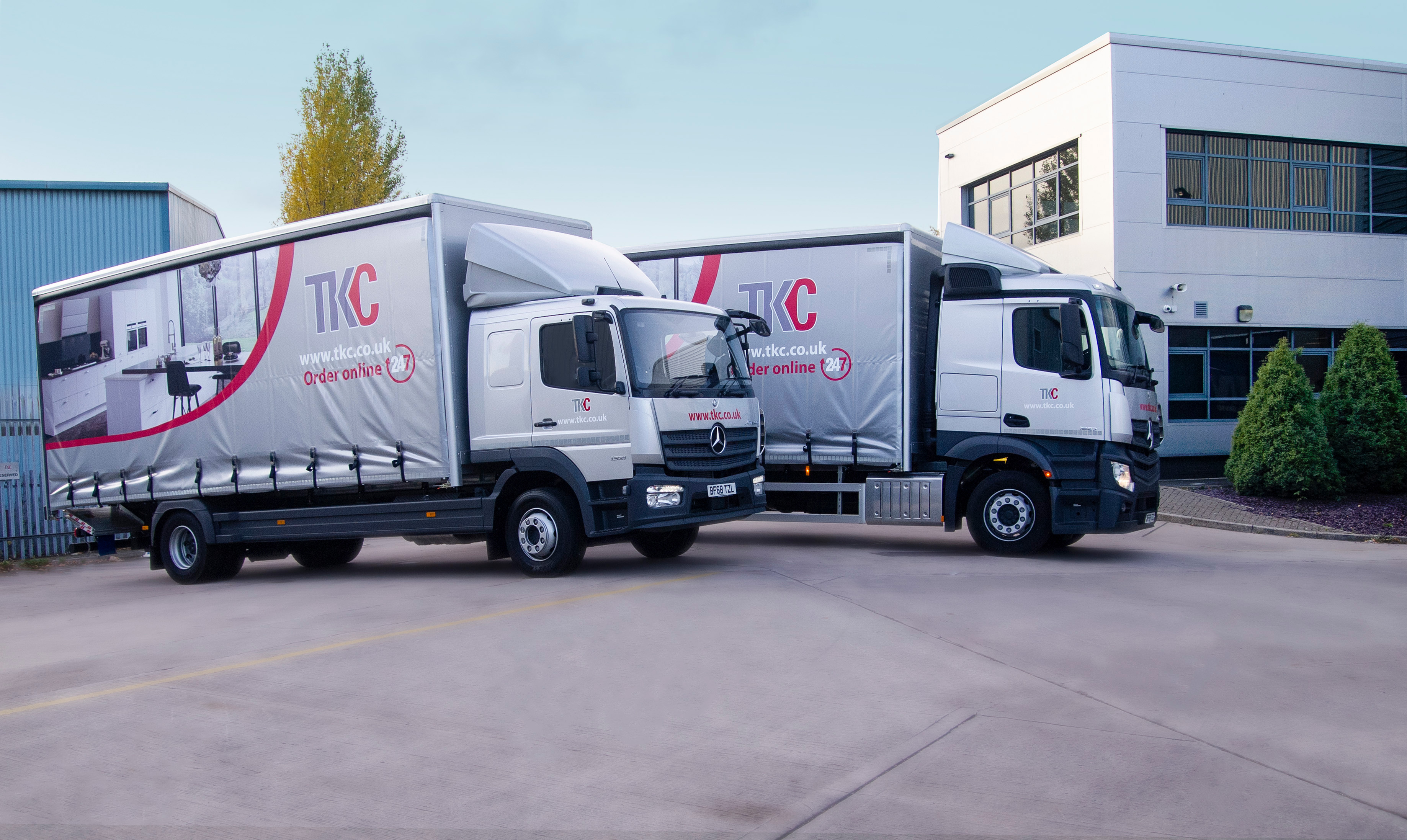 TKC invests in vehicle fleet