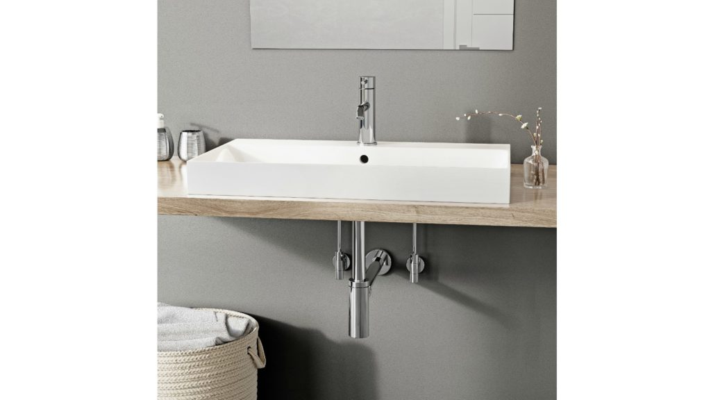 Abacus simplifies bathroom installation