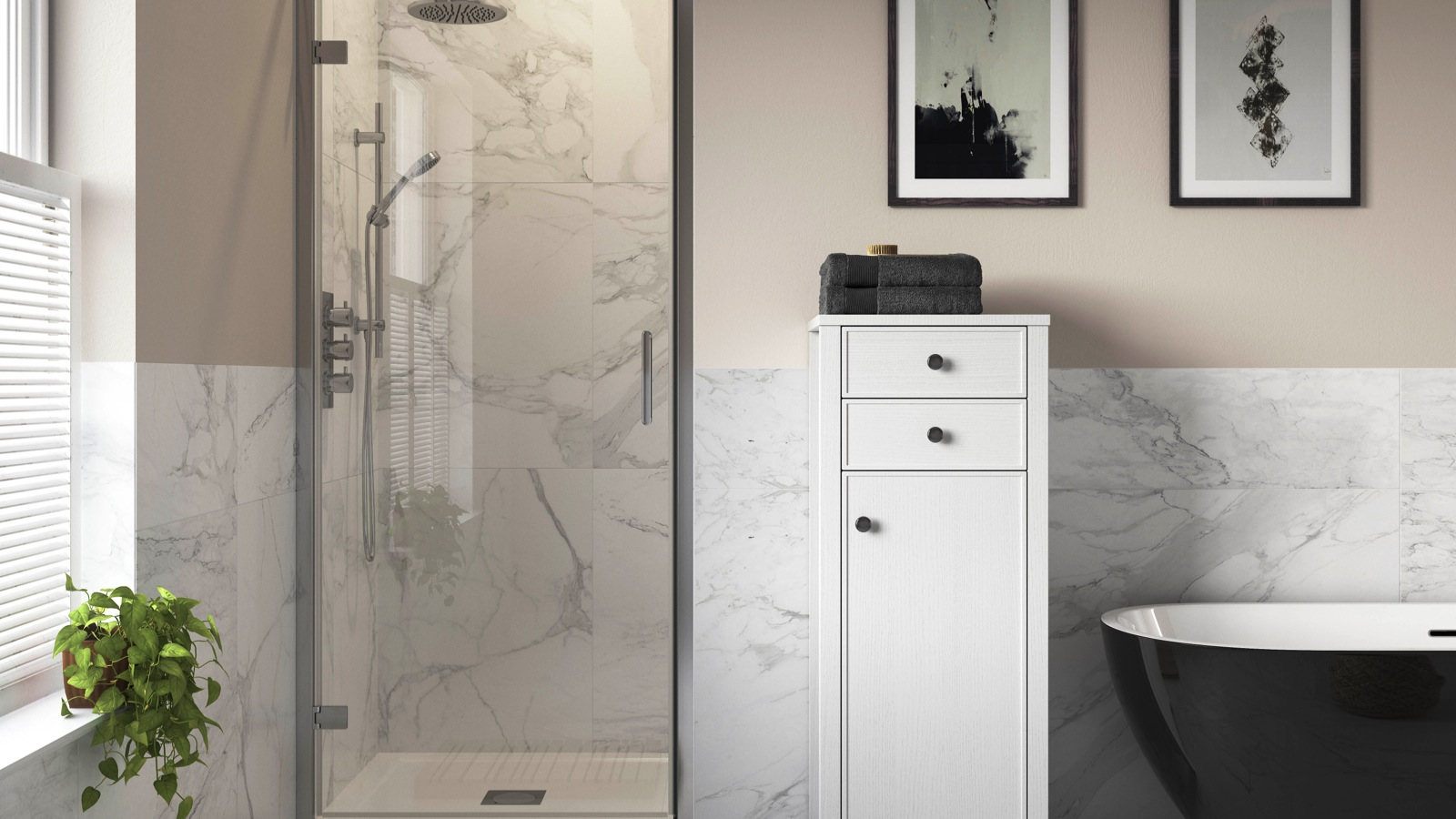 Bathroom trends for 2019 5