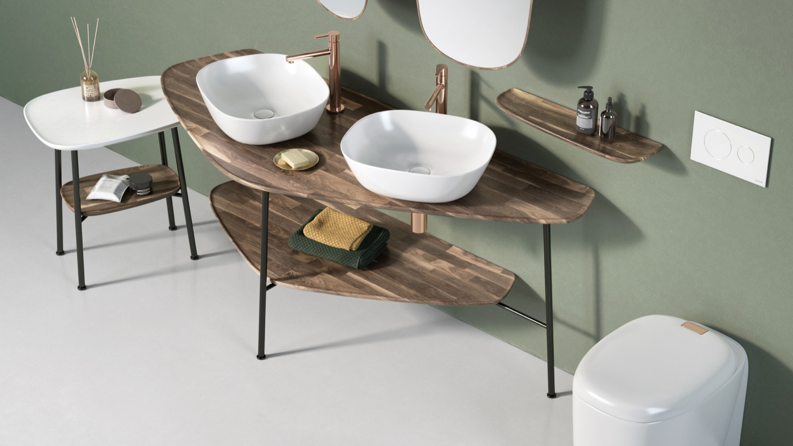 Bathroom trends for 2019 6