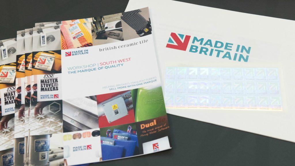 British Ceramic Tile named Made in Britain member 2018 1