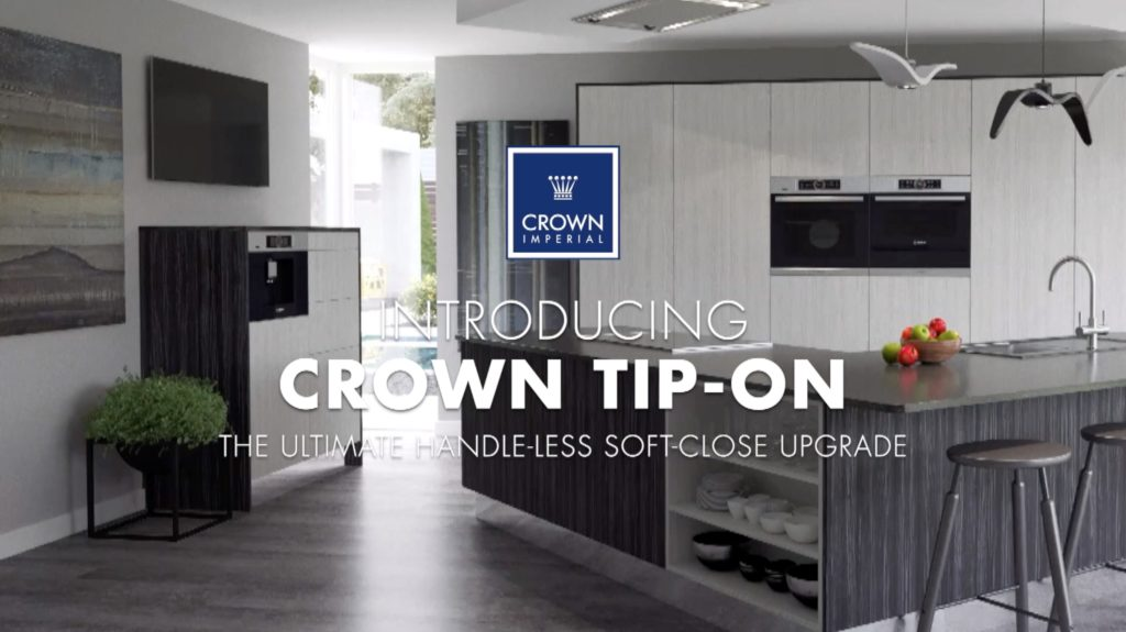 Crown Imperial now available with Tip-on