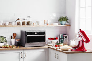 KitchenAid launches freestanding combination oven