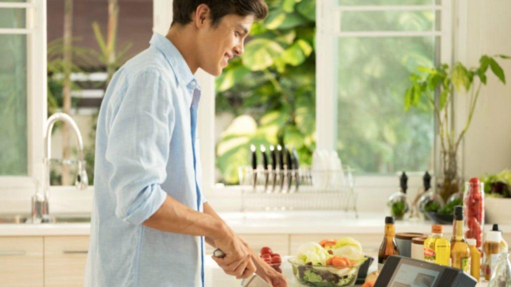 LG reveals next gen smart kitchens at CES