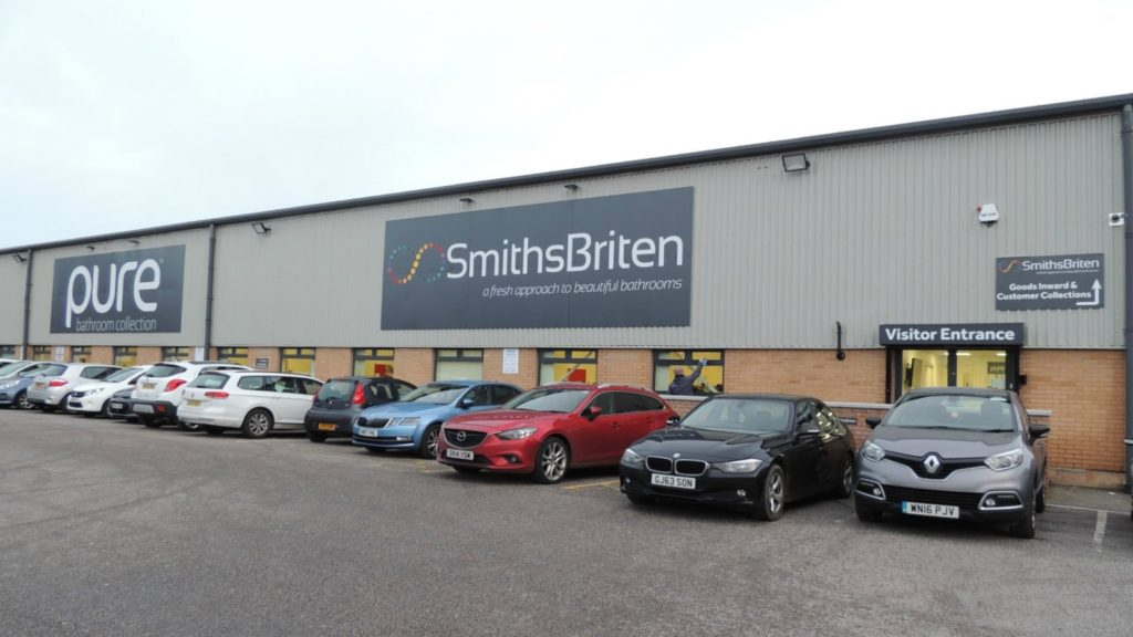 Smiths-Briten invests £3million in HQ