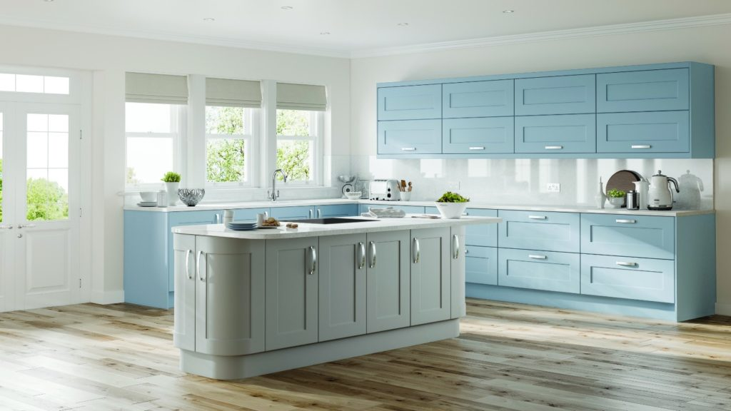 Caple adds Roma and Finton to classic kitchens