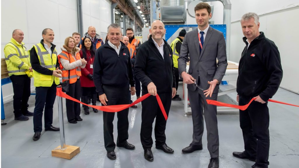 HPP invests £3million into vinyl-wrapped doors