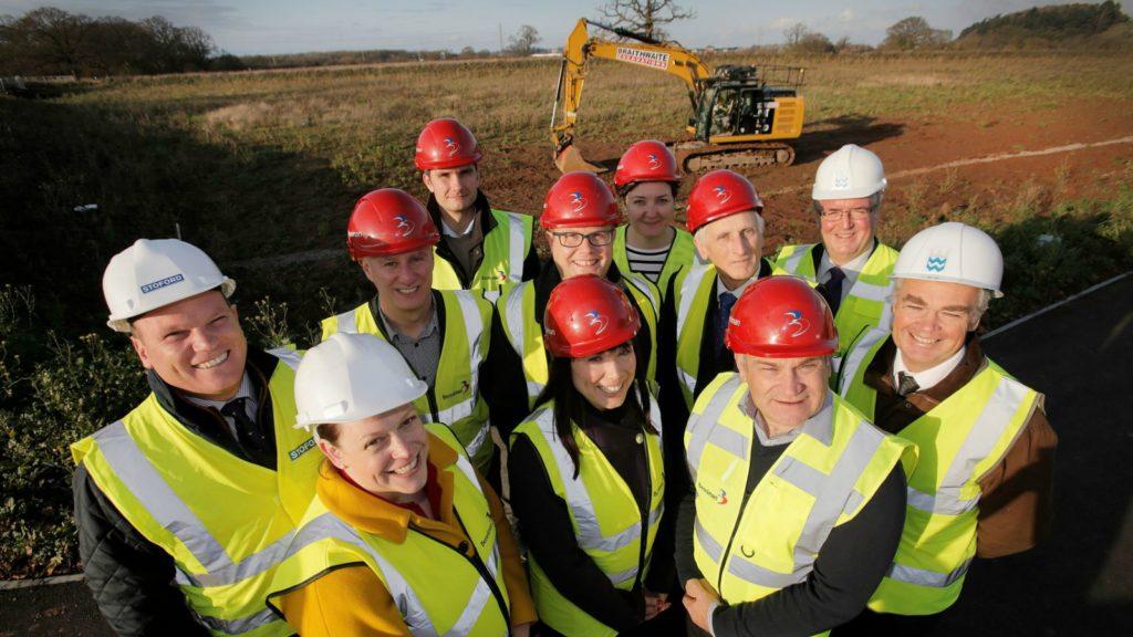 Kohler Mira starts work on £20million development