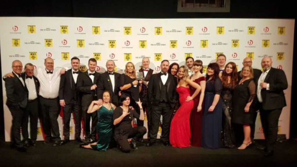 Plumbers merchant in Top 100 companies to work for in UK